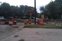 inundacion mendiolaza- arreglos rotonda6