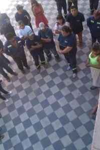 asamblea Sindicato Empleados Municipales