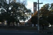 Plaza Alem e Iglesia
