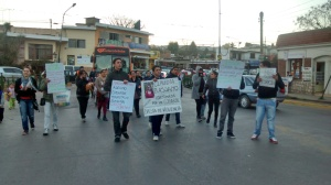 Foto de Archivo: Marcha por Claudia Bassano