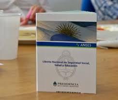 Libreta Anses