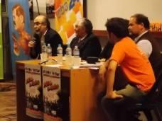 Carlos Vicente en Charla ECI por CBA24N