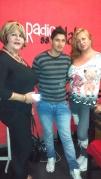 Ana Laura Torres Vera, Alex y Mariana Faraj