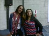 Victoria Rhulemann y Graciela Taborda