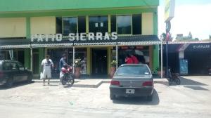 Patio Sierras