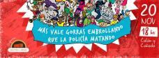 8va. Marcha de la Gorra