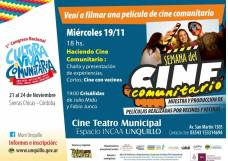 Cine Comunitario- CVC