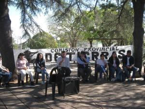 Foto de Archivo: Comisión Provincial de Tierras