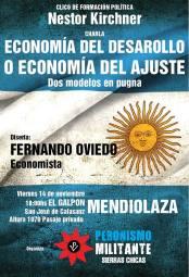 Economía del Desarrollo o Economía del Ajuste
