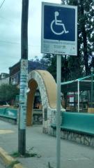 Estacionamiento Reservado