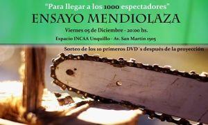 Ensayo Mendiolaza