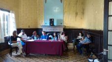 Concejales en Audiencia Pública