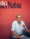 Enrique Nocelli en Radio Nativa