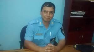 Comisario Raúl Daniel Marquez