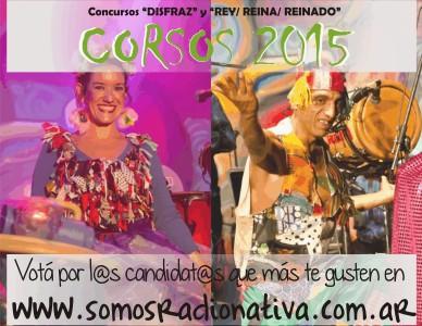 Concurso Corsos 2015