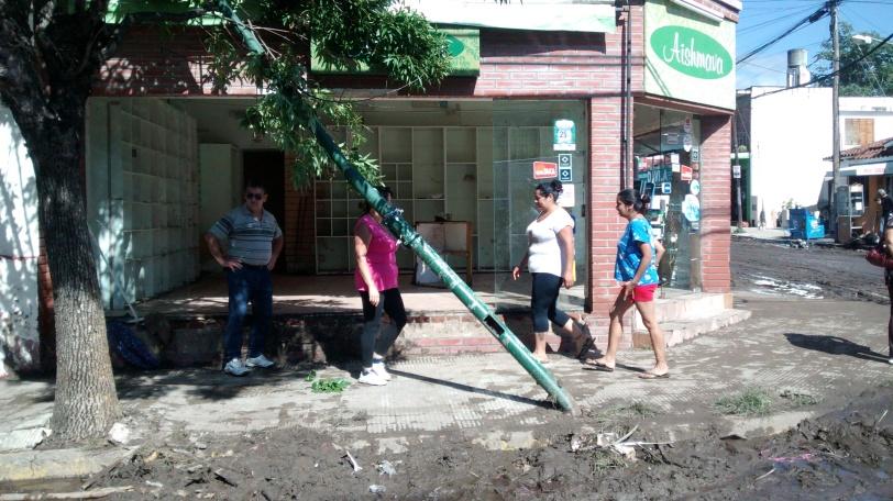 San Martín y 9 de Julio