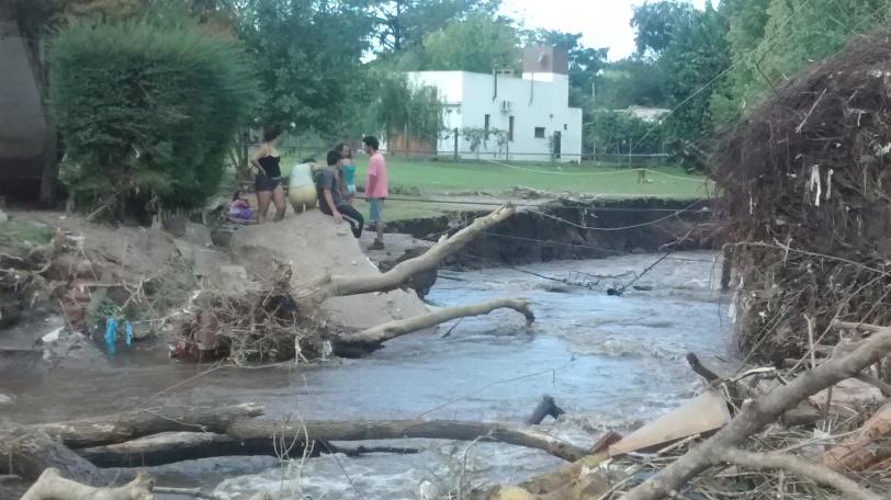 Foto de Archivo- Inundaciones