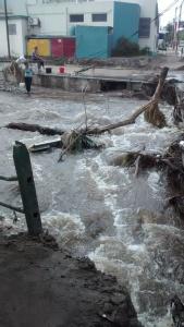 Río- Inundación