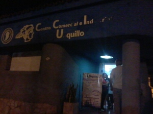 Centro Comercial Unquillo