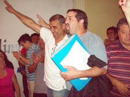 Fabian Pérez y José Arévalo