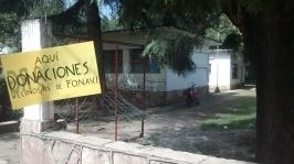 Centro de recepción Fonavi