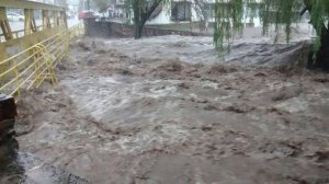 inundaciones Río Ceballos