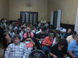 Reunión Organizaciones Municipio