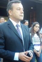 Gabriel Bermúdez- Secretario de Transporte de la Provincia