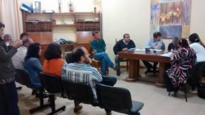 Sesión Concejo Mendiolaza