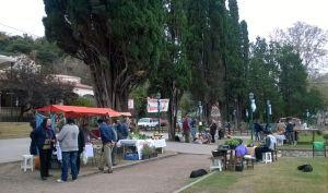 Feria agro ecológica