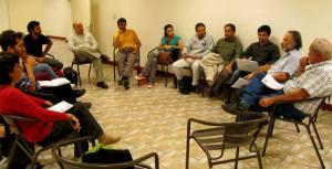 Reunion RCC por Subsidio Luz