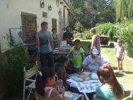 talleres de verano Recodo del Sol