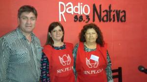 Claudia Iriarte Sinpecaf 2
