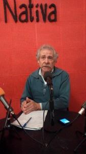 Luis López- Chofer de Taxi
