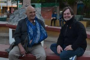José Tinto y Fernando Gómez