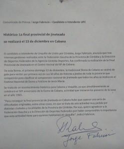 Comunicado UxC