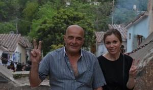 José Tinto y Gabriela Estévez