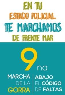 9ª Marcha de la Gorra