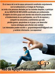 Grupos de Reflexión