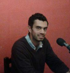 Mauro Kattar- Dir. de Recaudación de la Municipalidad de Unquillo